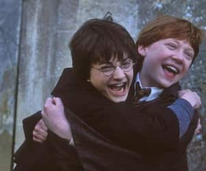 harry potter, ron weasley, and friendship image