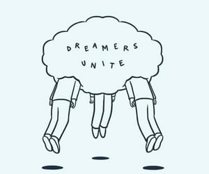 dreamer, Dream, and art image
