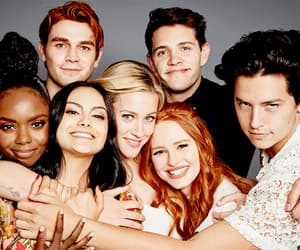 article, series, and riverdale image