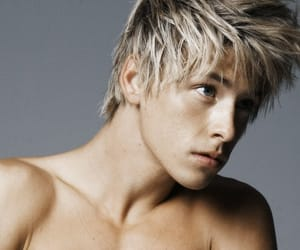 boy, skins, and mitch hewer image