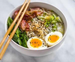 food, noodles, and instant noodles image