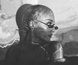 black and white, blake lively, and Jennifer Lawrence image
