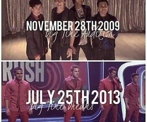 big time rush and rusher image