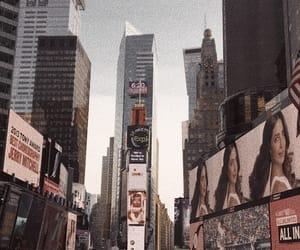 cities, city, and retro image