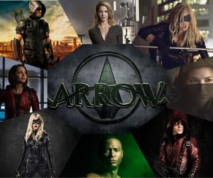 arrow and DC image