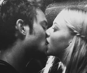 kiss, love, and gif image
