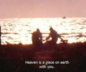 love, lana del rey, and heaven image