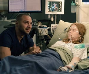 greys anatomy, jackson avery, and april kepner image