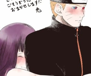 💕, naruhina the last, and artista: 恵 image