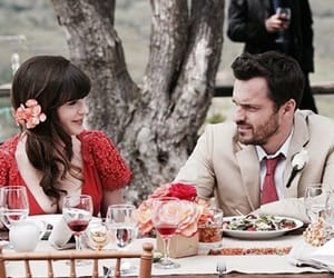 tv show, new girl, and jess day image