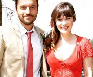 tv show, zooey deschanel, and new girl image