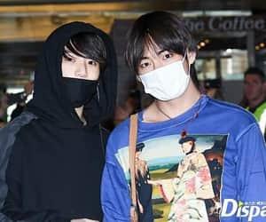 k-pop, jungkook, and bangtan sonyeondan image
