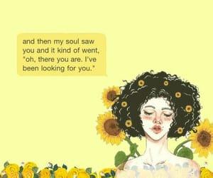 amarelo, art, and cabelos image
