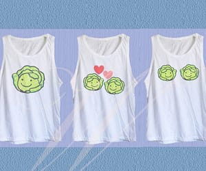etsy, sale tank top, and food image