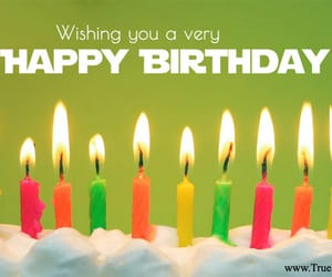 happy birthday, birthday messages, and birthday images image