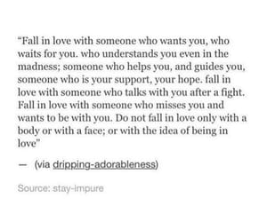 fall in love, quotes, and real image