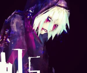 anime, blood, and boy image