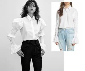 blouse, oh my dior, and shirt image