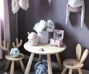 bedroom, children, and decorating image