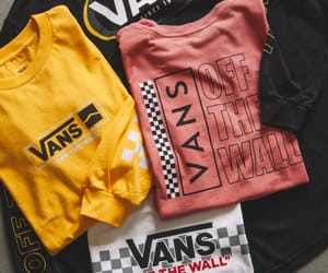 vans, black, and pink image