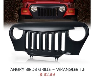 decals, custom paint, and custom grill logos image