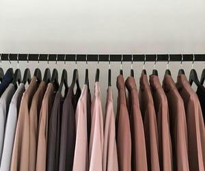 closet, girly, and clothing image