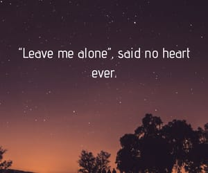 alone, feelings, and quotes image