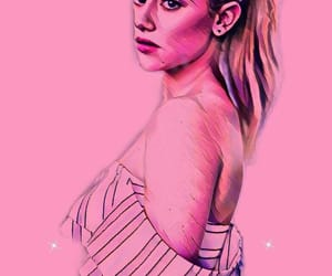 aesthetic, wallpaper, and lili reinhart image