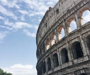 colosseum, italia, and italy image