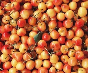 berries, cherry, and food image