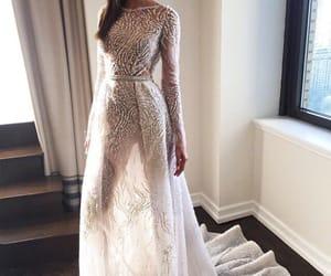 dress, amazing, and luxury image