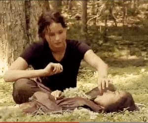 gif and the hunger games image