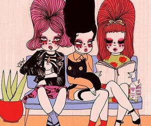 valfre, aesthetic, and girl image