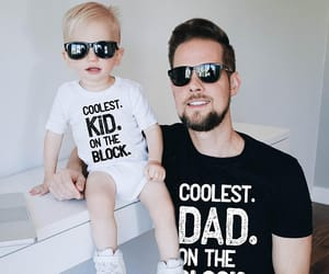 etsy, father son, and father's day shirt image