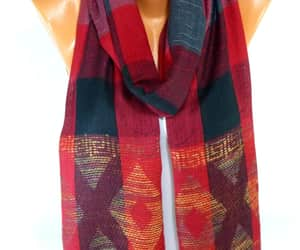 etsy, christmas scarf, and women's accessories image