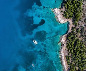 coast, summer, and vacation image