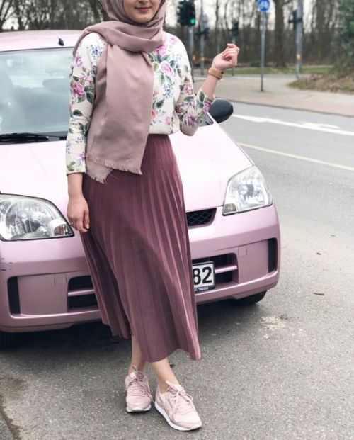Hijab Style Summer 2018 Just Trendy Girls On We Heart It