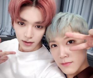 ten, taeyong, and nct image