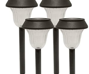 solar garden stake lights and solar garden stakes image