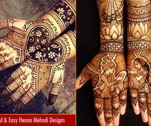 mehndi design, mehndi designs, and henna mehndi designs image