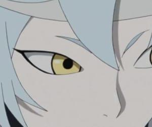 anime, mitsuki, and gold eyes image