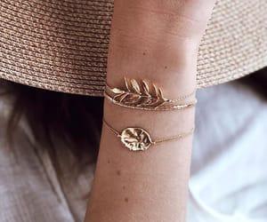 beauty, bracelet, and jewelry image