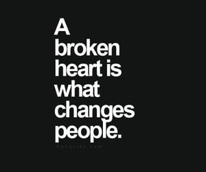 quotes, broken, and people image