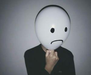 sad, tumblr, and balloon image