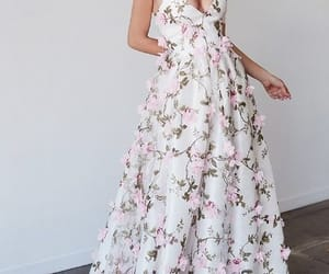 prom dresses, long prom dress, and a-line prom dresses image