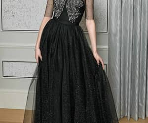 dress, fashion, and jenny packham image