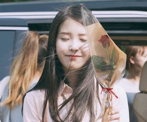 iu, kpop, and girl image