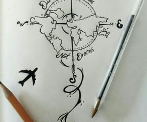 sketch and travel image