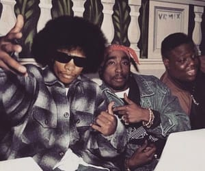 2pac, tupac, and Eazy E image