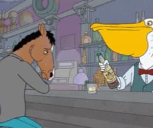 gif and bojack horseman image